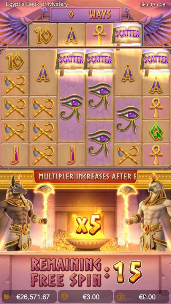 PG SLOT egypts-book-of-mystery